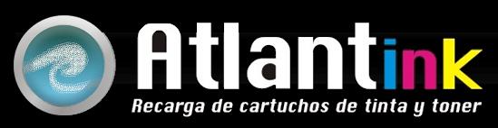 Atlantink, tienda de recarga de cartuchos de tinta y de toner laser